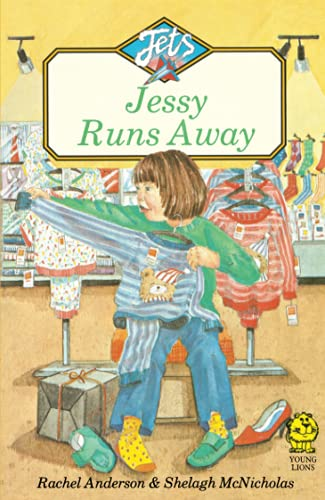 9780006732938: Jessy Runs Away (Jets)