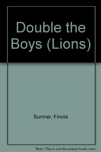 9780006734703: Double the Boys (Lions)