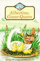 9780006735106: Albertine, Goose Queen (Jets)