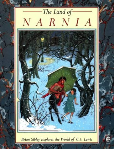 9780006735915: The land of Narnia: Brian Sibley explores the world of C.S. Lewis