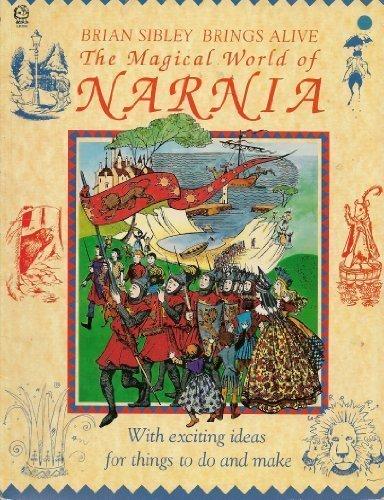 9780006737933: Magical World of Narnia Activity Book