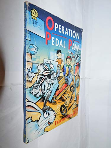 9780006738022: Operation Pedal Paw