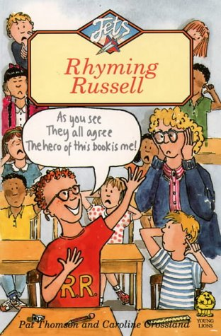 9780006738824: Rhyming Russell (Jets)