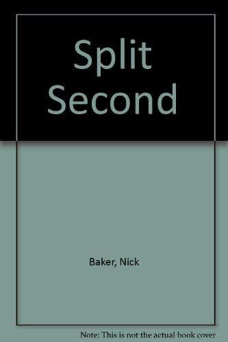 9780006740131: Split Second
