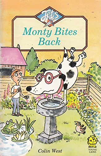 9780006740186: Monty Bites Back (Colour Jets)