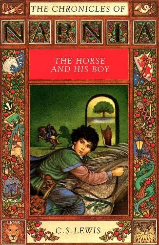the horse and his boy (9780006740353) by c. s. lewis