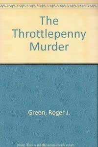 9780006741336: The Throttlepenny Murder