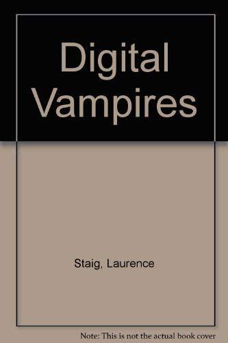 9780006742685: Digital Vampires