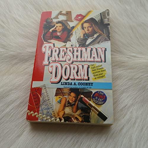 9780006742814: Freshman Dorm