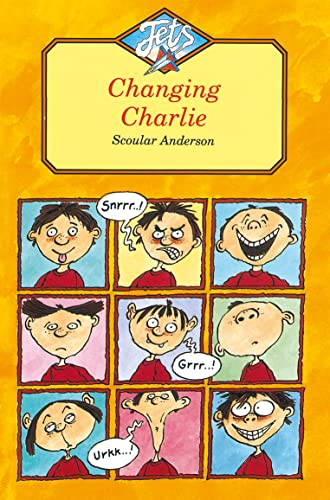 9780006743729: Changing Charlie (Jets)