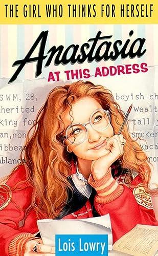 Anastasia At This Address: Lowry, Lois
