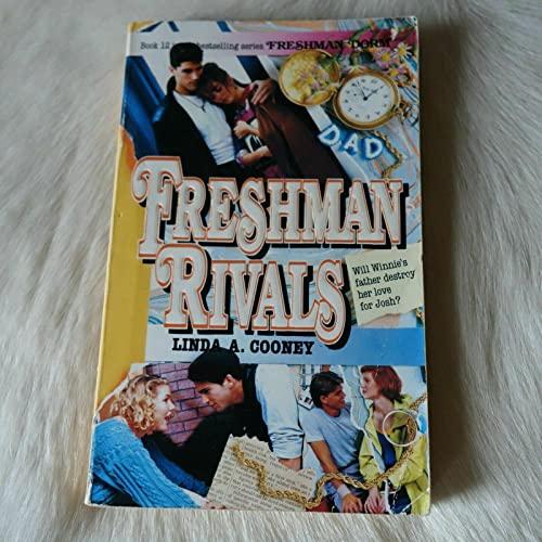 9780006744191: Freshman Rivals (Freshman Dorm)
