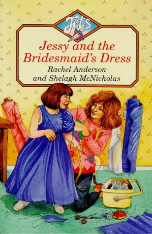 9780006744931: Jessy and the Bridesmaid's Dress (Jets)