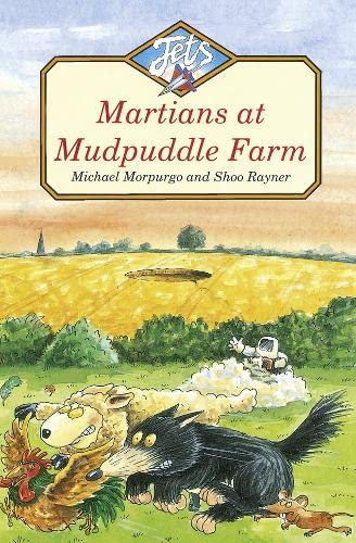 9780006744948: Martians at Mudpuddle Farm (Jets)