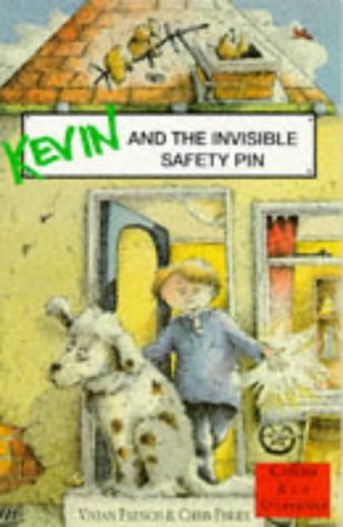 9780006746591: The Staple Street Gang: Kevin and the Invisible Safety Pin (Young Lion Read Alone)