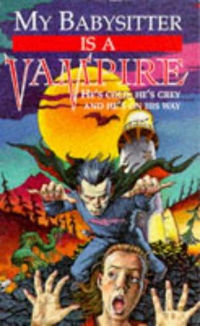 9780006746683: My babysitter is a vampire
