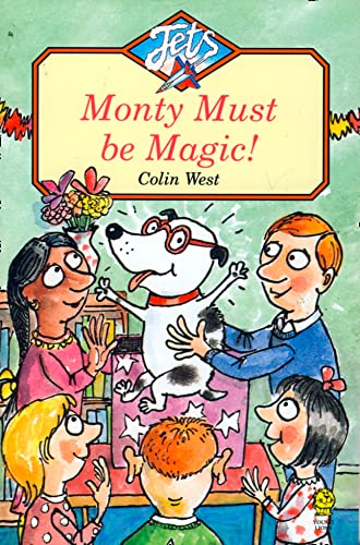 9780006746959: Monty Must be Magic! (Jets)