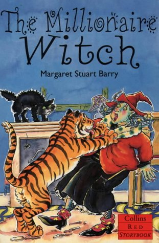 The Millionaire Witch (Young Lion storybooks): Margaret Stuart Barry