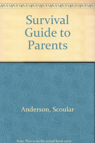 9780006747390: Survival Guide to Parents