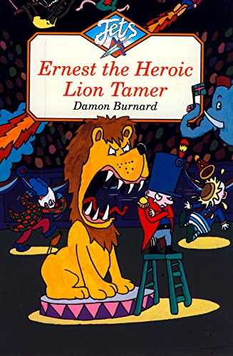 9780006748113: Ernest the Heroic Lion Tamer (Jets)