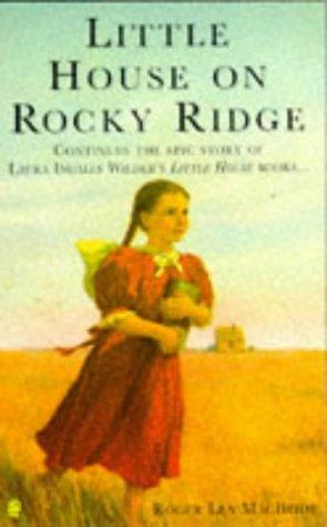 9780006748212: little house on rocky ridge