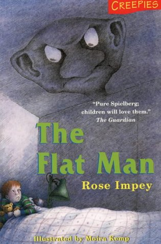 9780006748533: The Flat Man (Creepies)
