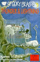 9780006748977: Spooky Beasts - Thunder and Lightning (Red Storybook)
