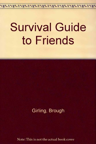 9780006750161: Survival Guide to Friends