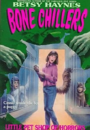 9780006750246: Little Pet Shop of Horrors (Bone Chillers)