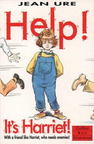 9780006750338: Help! It's Harriet! (Red Storybook)