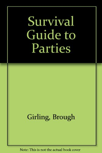 9780006750420: Survival Guide to Parties
