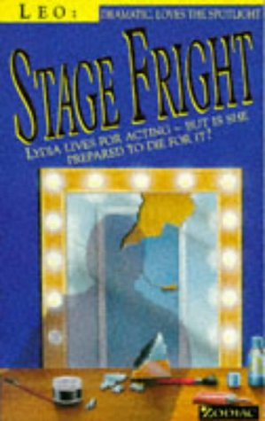 9780006750529: Stage Fright (Zodiac: Leo)