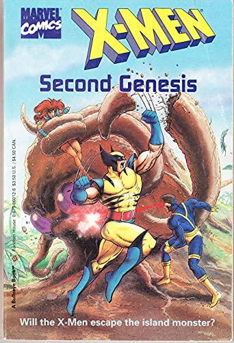 9780006750673: Second Genesis