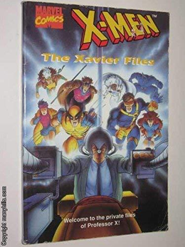 9780006750680: The Xavier Files