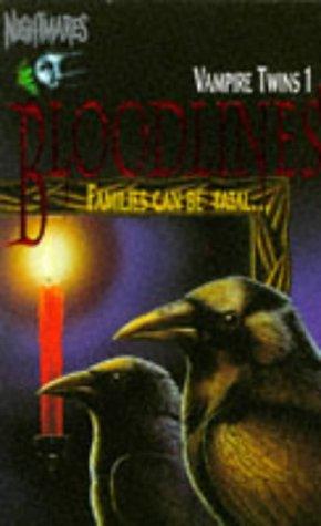 9780006750871: Bloodlines (Nightmares: Vampire Twins)
