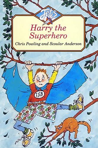 9780006751007: Harry the Superhero (Jets)