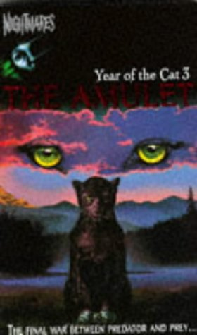 9780006751212: The Year of the Cat: The Amulet No. 3 (Nightmares)