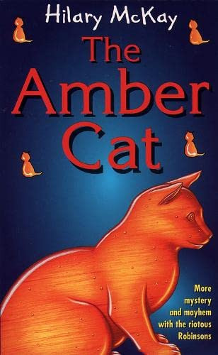 9780006751243: The Amber Cat