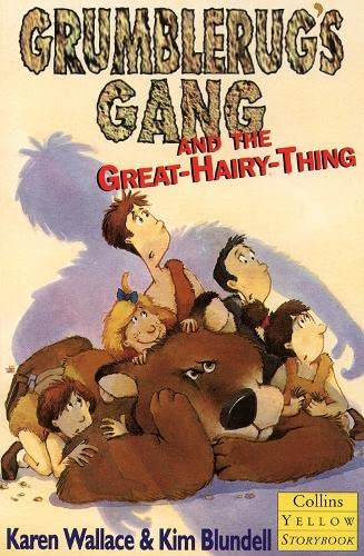 9780006751403: Grumblerug's Gang and the Great-hairy-thing (Collins Yellow Storybooks)