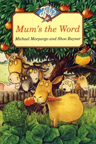 9780006751410: Mum's the Word (Jets)