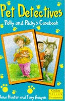 9780006751427: Pet Detectives: Polly and Ricky's Casebook (Collins Yellow Storybooks)