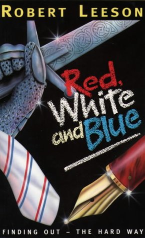 9780006751441: Red, White and Blue (Cascades)