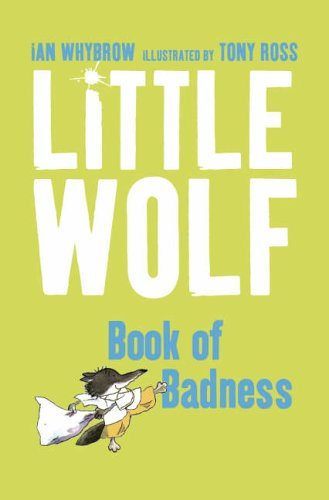9780006751601: Little Wolf?s Book of Badness