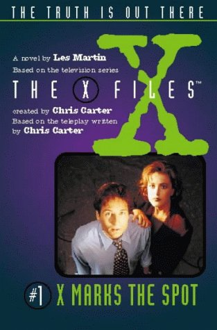 9780006751823: X Marks the Spot (The X-Files) (Junior X-Files)