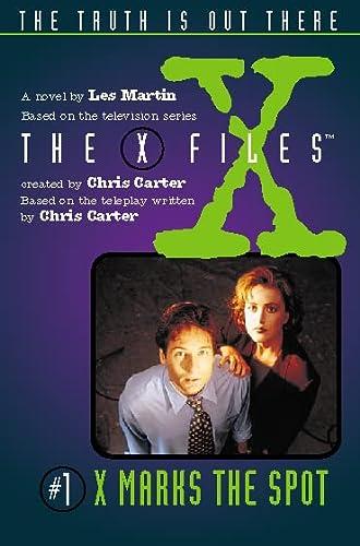 9780006751823: '''X-FILES'': X MARKS THE SPOT (JUNIOR X-FILES)'