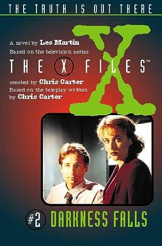 9780006751830: Darkness Falls (The X-Files) (Junior X-Files)