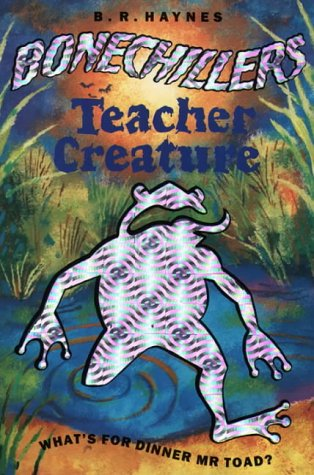 9780006752165: Teacher Creature (Bone Chillers)