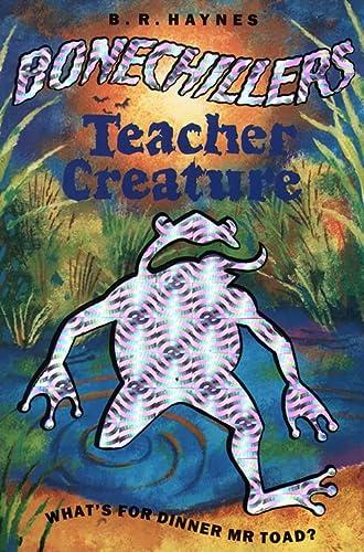 9780006752165: Teacher Creature (Bone Chillers)