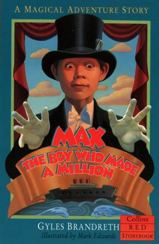 9780006752271: Max, the Boy Who Made a Million (Red Storybook)