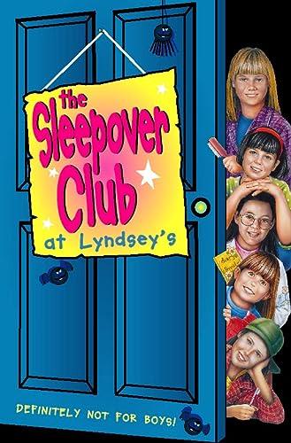 9780006752349: The Sleepover Club at Lyndsey's: Too Scared to Sleep